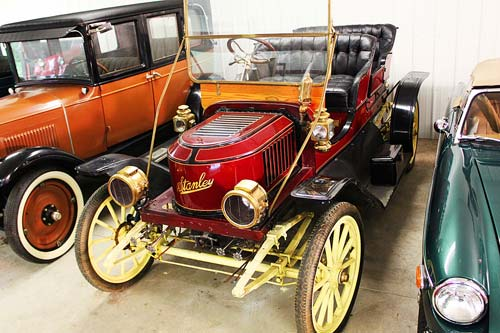 1911 Stanley Steam Car